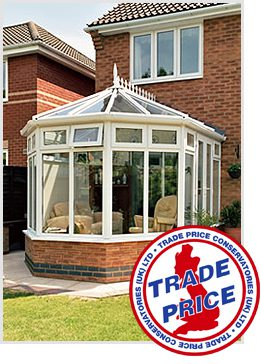 Diy conservatories diy conservatory self build conservatiries diy conservatories from trade price solutioingenieria Image collections