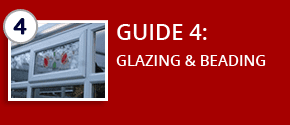 Guide 4: GLAZING & BEADING For DIY Conservatories