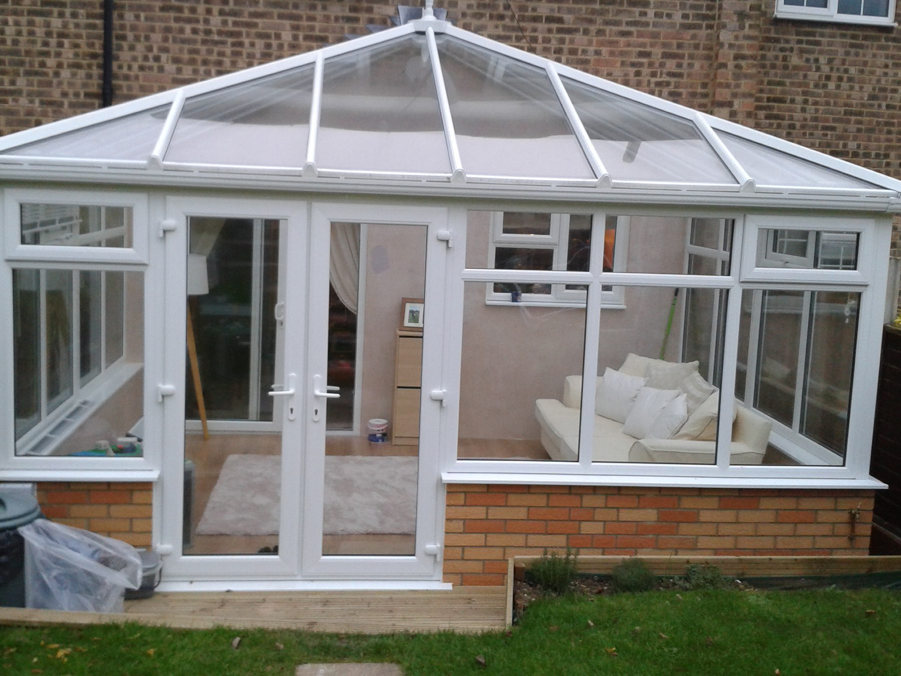 diy conservatories claire hale review image